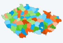 Digitale Landkarten - Mikroebene (Statistical Districts)